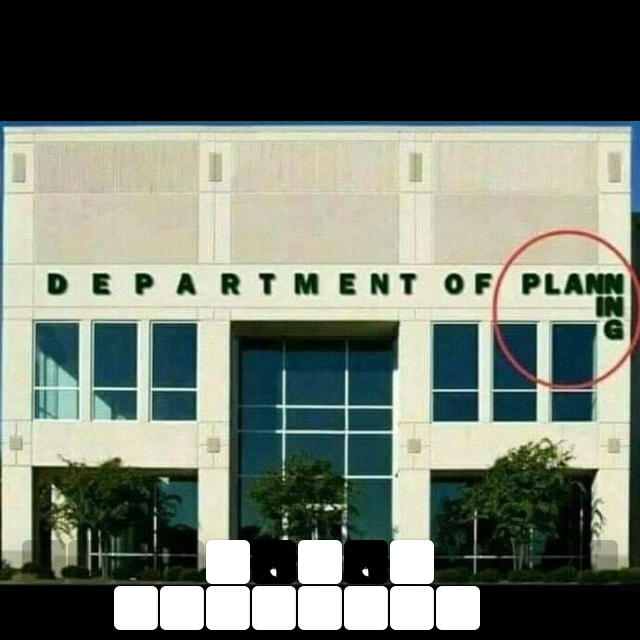 R.i.p planning