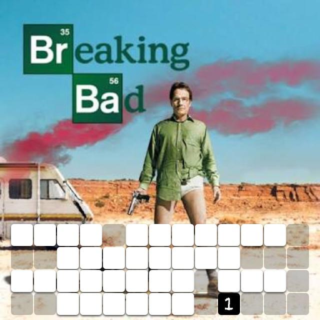 Just started watching breaking bad season 1