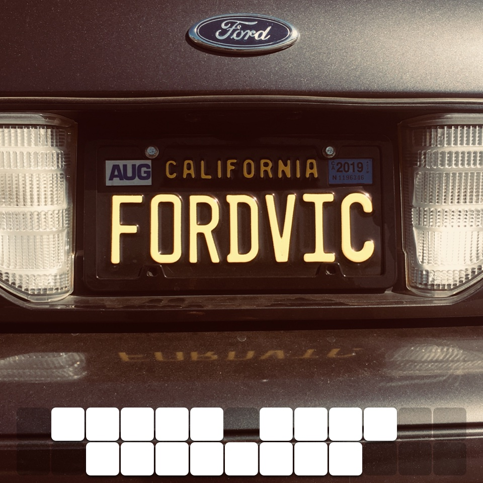Crown Ford Victoria