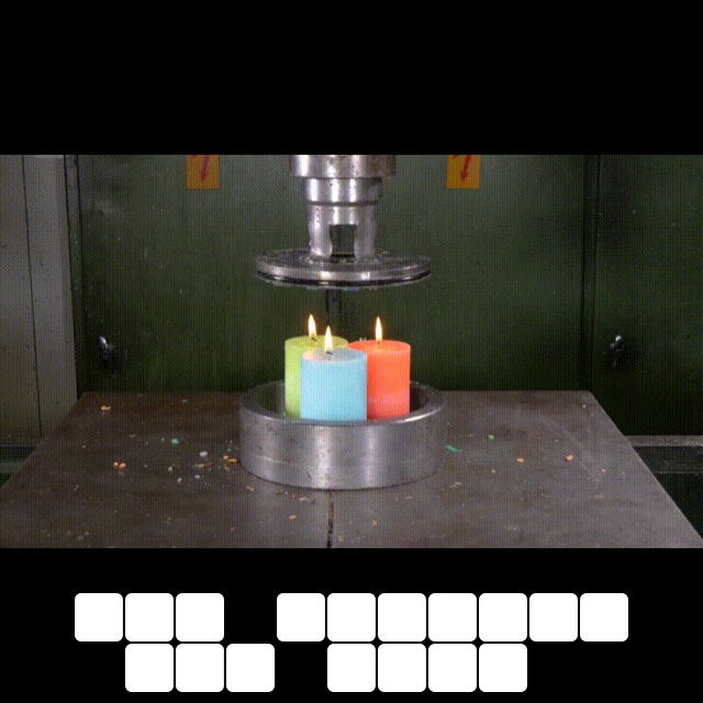 How candles are made