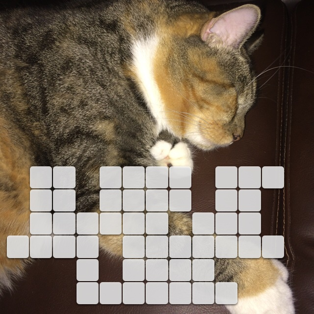 It took you so long to figure out this puzzle, I fell asleep.