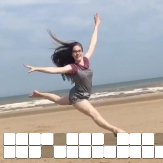 Jump for joy its Christmas